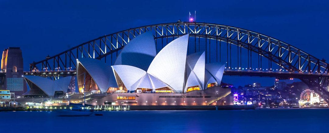 Road Show Destinazione Australia