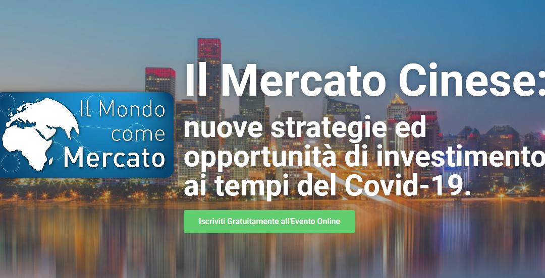 Webinar: Nuove strategie ed opportunità di investimento ai tempi del Covid-19